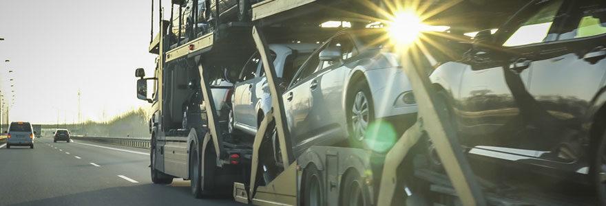 Transport de véhicules